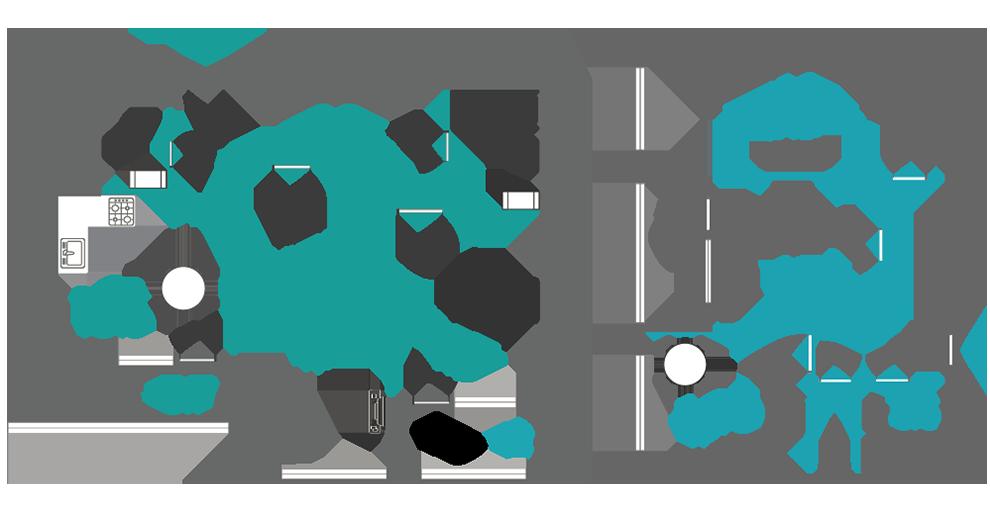 2-комнатные квартиры - от 5 млн рублей