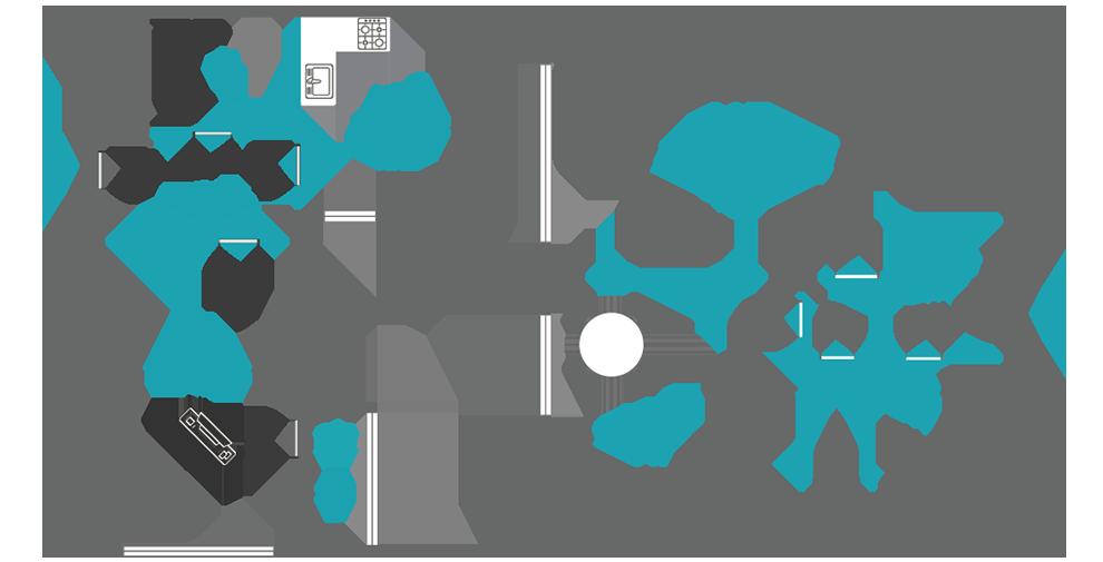 1-комнатные квартиры - от 3.4 млн рублей